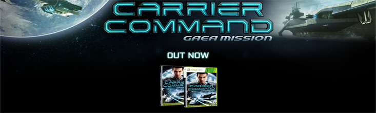 Carrier Command now available